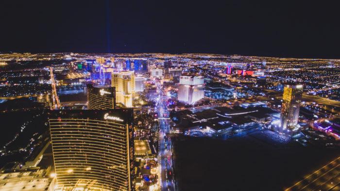 12. The Las Vegas Strip