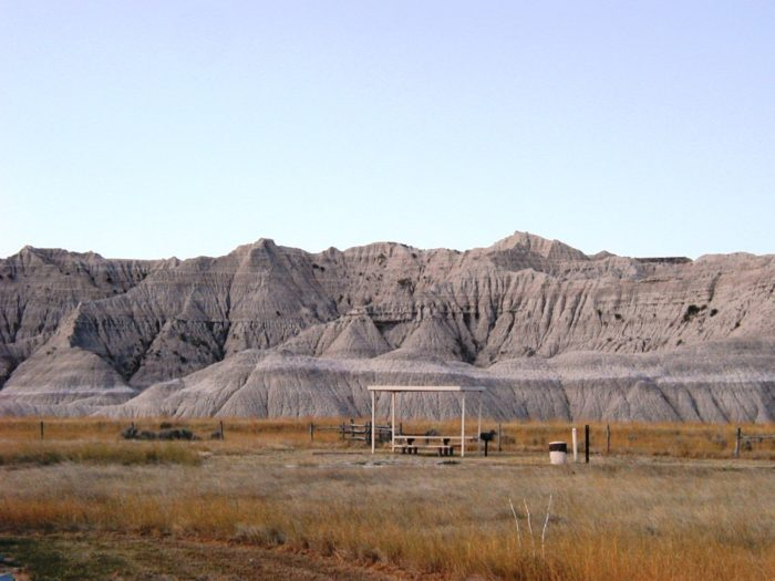 3. Explore another planet at Toadstool Geologic Park.