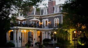 You'll Never Forget Your Visit To The Most Haunted Restaurant In Minnesota