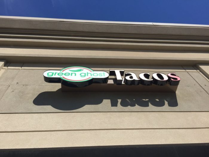 1. Green Ghost Tacos, Ridgeland