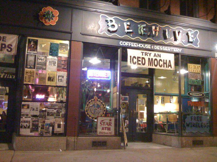 2. Beehive Coffee - 1327 East Carson Street