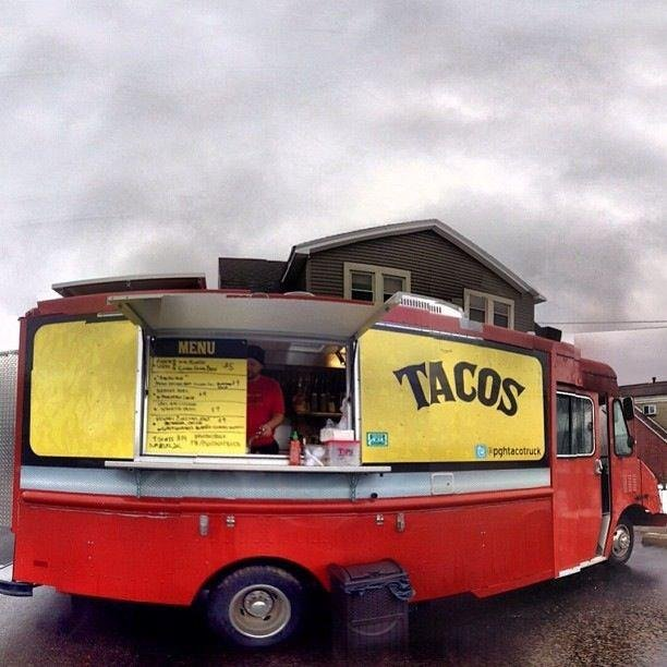 2. PGH Taco Truck – 964 Perry Highway
