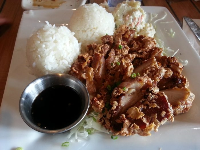 2. Da Kitchen, Kahului + Kihei #2