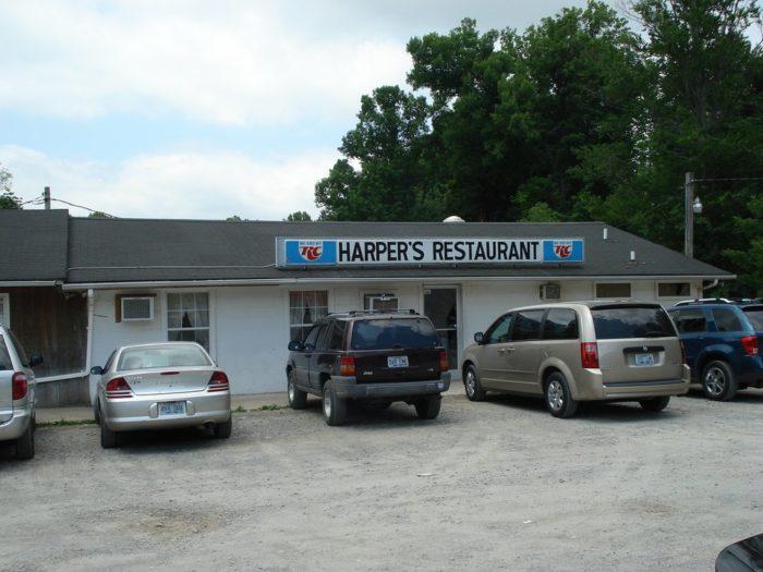 2. Harper's, Scottsville