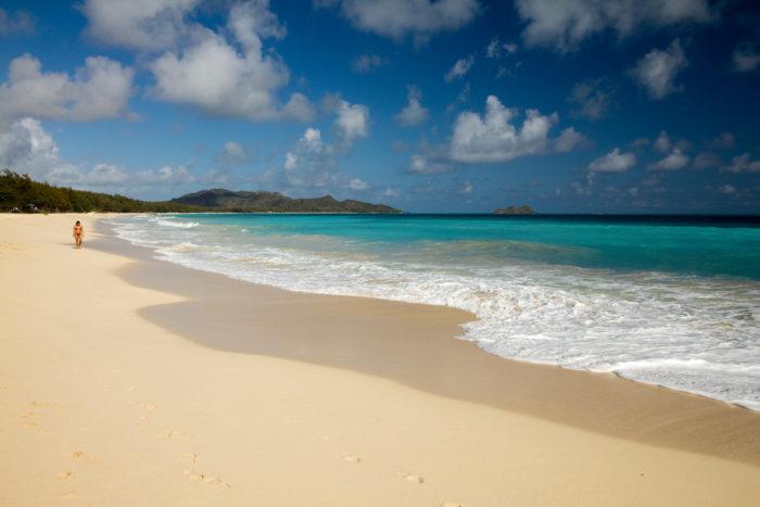 2. Our beaches are phenomenal.