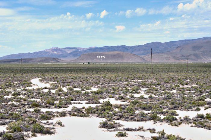 7. Battle Mountain, Nevada