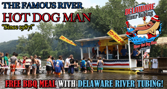 7. The Famous River Hot Dog Man, Milford