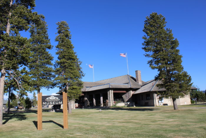 6. West Yellowstone, one of the gateways to Yellowstone National Park and a popular place for tourists to stop.