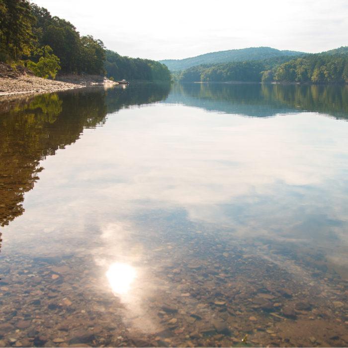 9. Lake Ouachita
