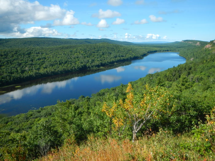 1. Escarpment Trail (Porcupine Mountains)