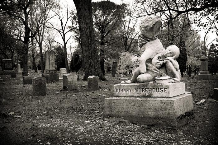 14. Woodland Cemetery (Dayton)