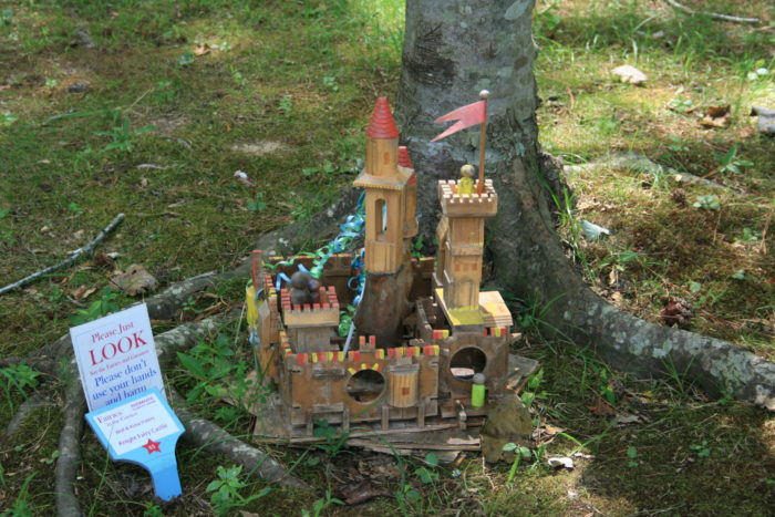 Interested in this remarkable fairy garden? Hurry, because the last day for this exhibit is September 5th.