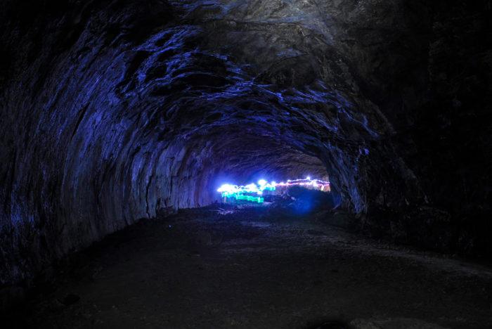 2. Lava River Cave