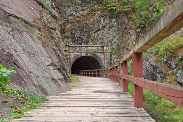 9. Paw Paw Tunnel