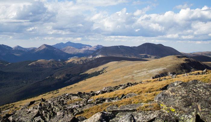 9. Mount Ida Trail (& Others in RMNP)