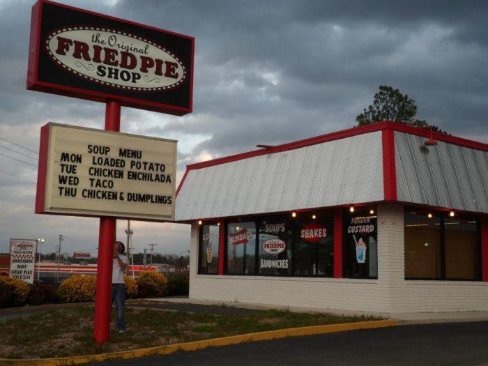 2. The Original Fried Pie Shop (Jacksonville)