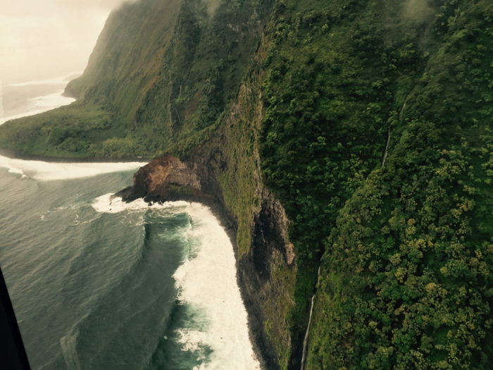 22. Witness Molokai's majestic sea cliffs.