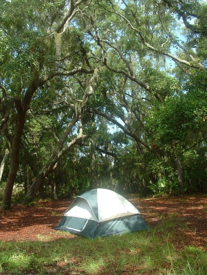 Best Georgia Beach Campgrounds