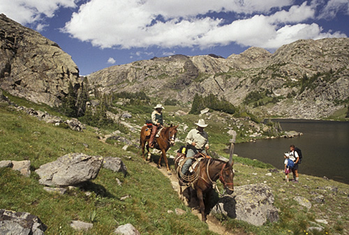 2. Visit the Grand Canyon of Yellowstone