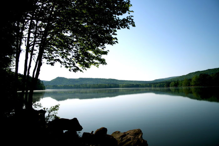 7. Cove Lake