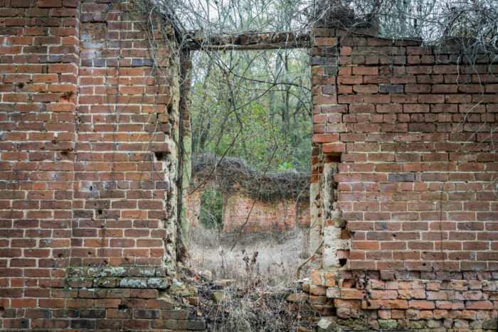 3. Scull Shoals Ruins, Georgia