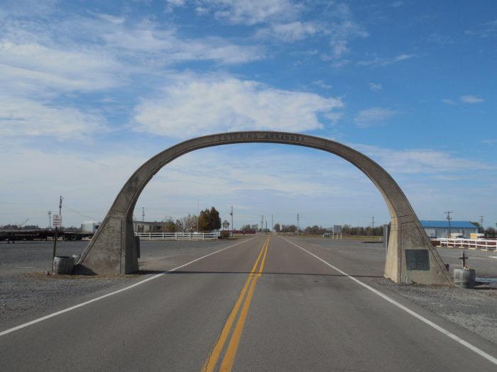 6. Highway 61 Arch