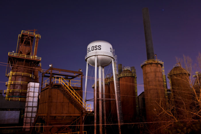 10. Sloss Furnaces - Birmingham