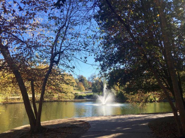 11. Loose Park - Kansas City, MO