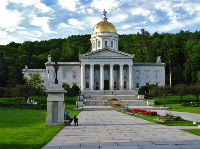 Vermont is ranked as the second safest state in the entire nation!