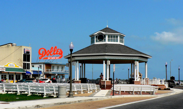2. The Bandstand in Rehoboth Beach