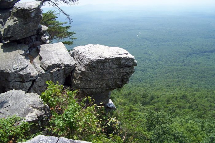 8. Pulpit Rock Trail