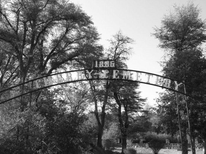 5. Cherry Cemetery