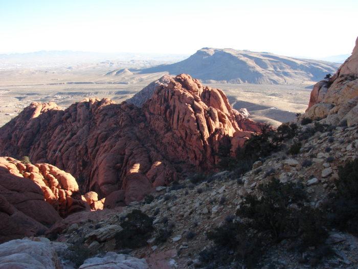 4. Calico Tanks Trail - Las Vegas