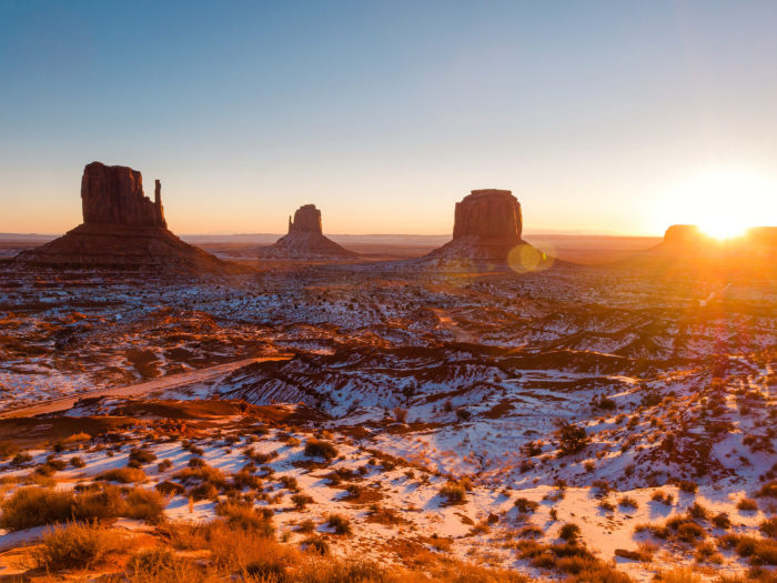 10. Monument Valley