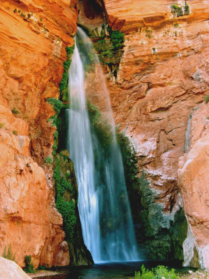 2. Deer Creek Falls