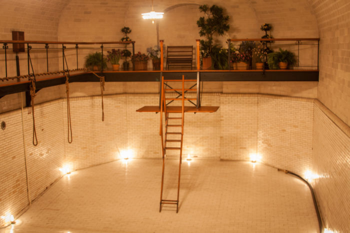 10 fascinating facts about the biltmore estate for Biltmore estate indoor swimming pool