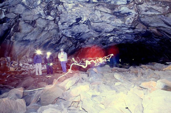 6. Lava River Cave