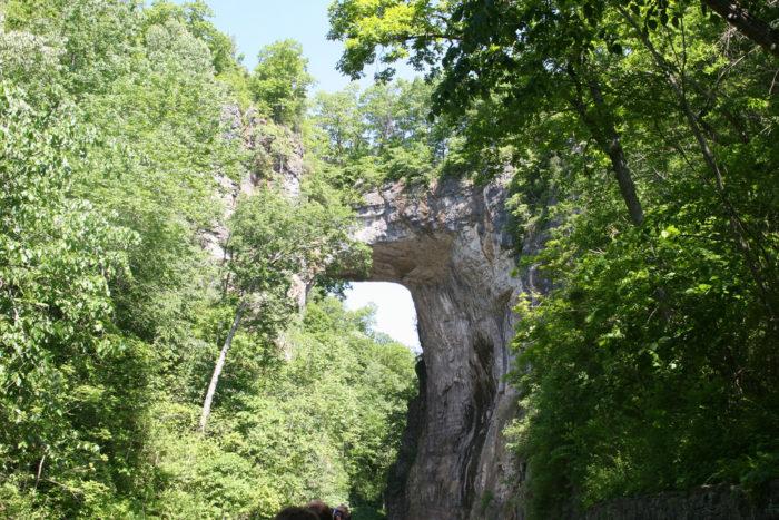 24. See Natural Bridge