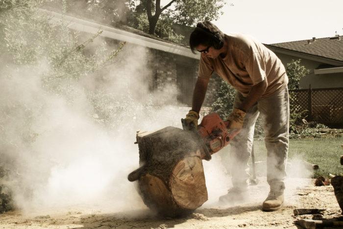 1.  Return a dull chain saw.