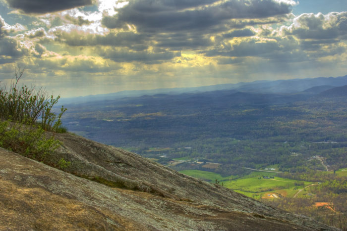 2. Mount Yonah Trail—3.7-miles in and out