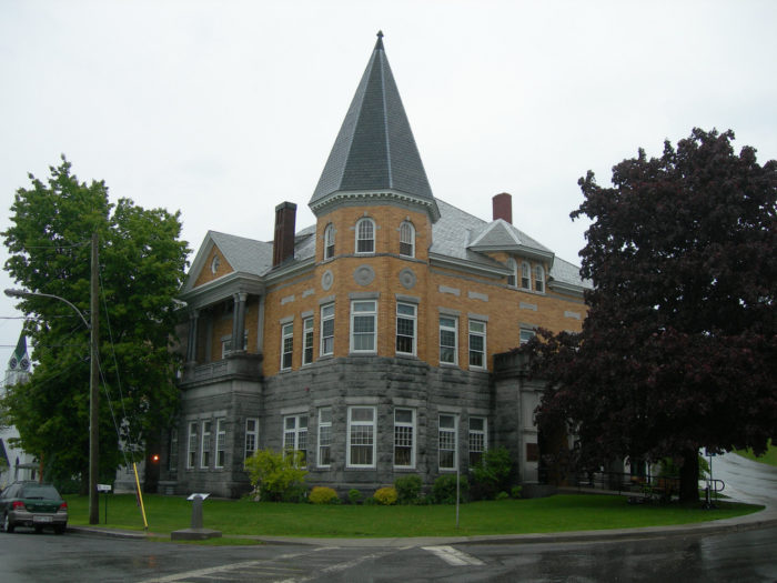 4.  Read a book at the Haskell Library & Opera House.