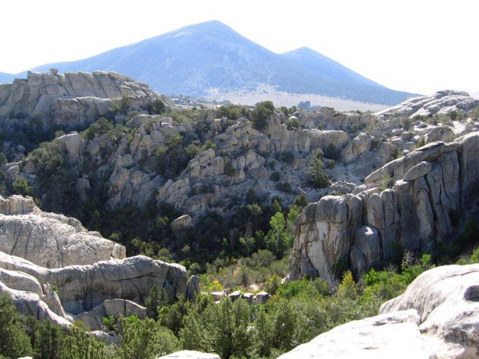 2. City of Rocks National Reserve