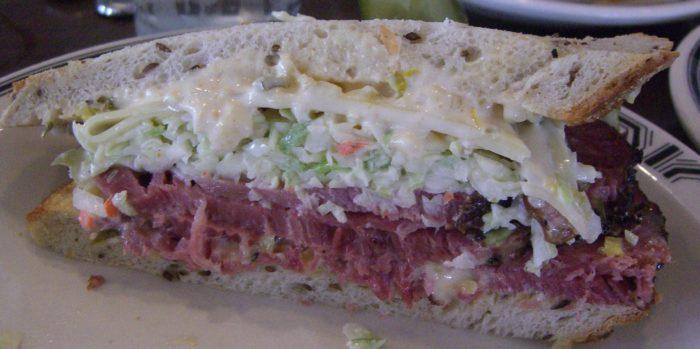 3. The Original # 19 Pastrami Sandwich at Langer's Deli
