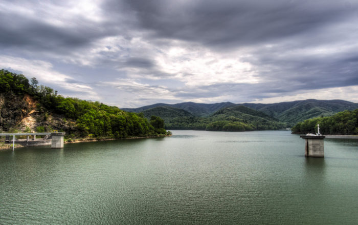 9. Spend a lazy day on Watauga Lake
