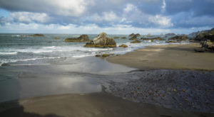 Spend The Night At These 9 Gorgeous Beachside Campgrounds In Oregon