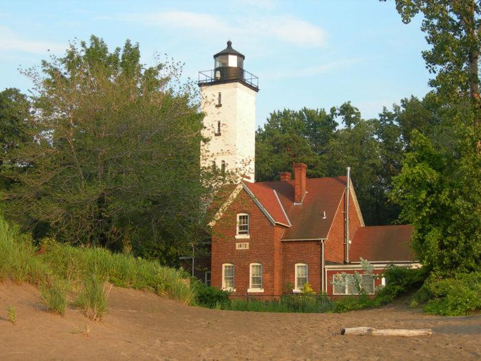 2. Presque Isle State Park, Erie
