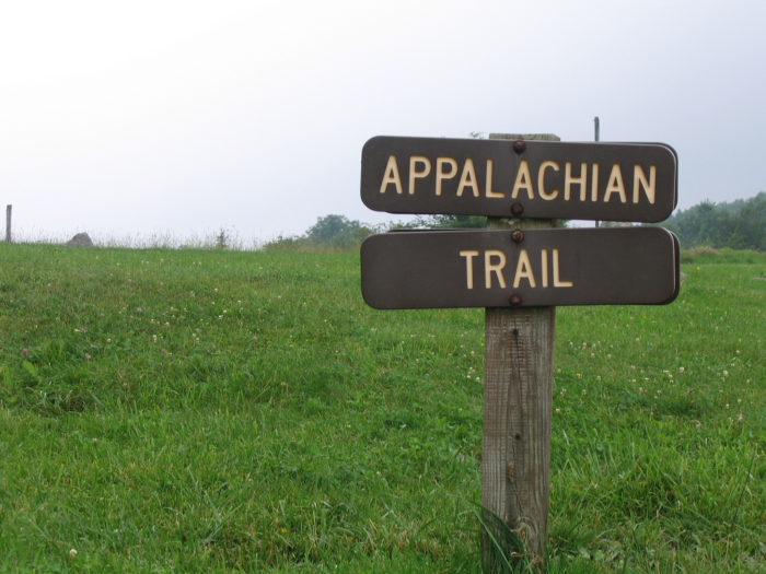 5. Experiencing part of the Appalachian Trail