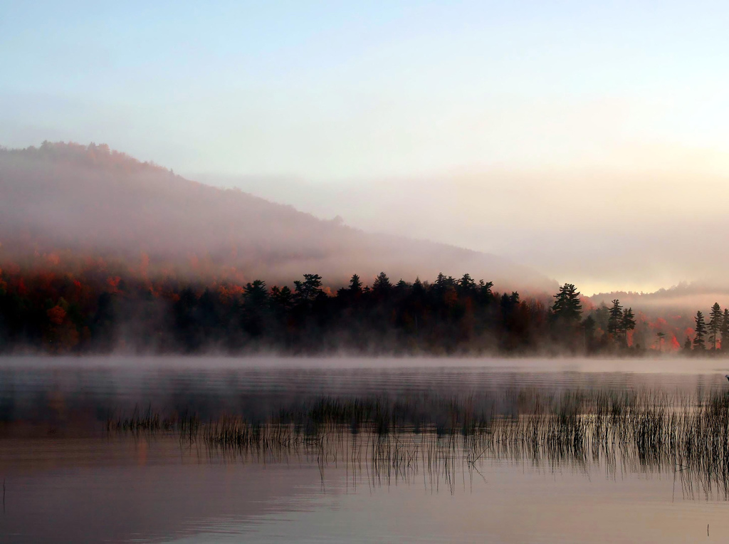 This Haunted Lake In New York Will Send Shivers Down Your