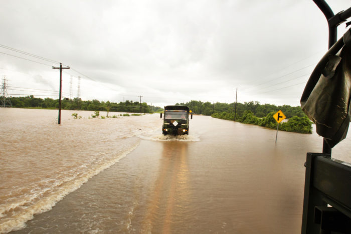 Disaster breeds more disaster. The recent flooding in Texas was nothing new for Texans.