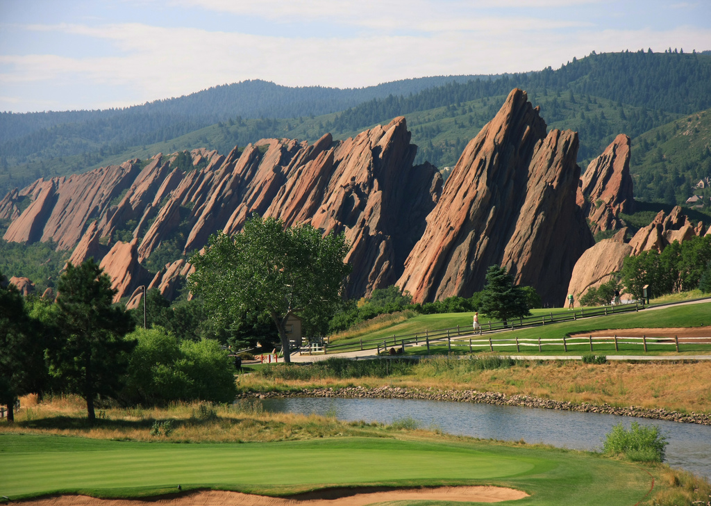Salt Lake City Golf >> This Jaw Dropping Place Near Denver Is Incredible